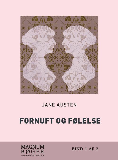 Fornuft og følelse (storskrift) - Jane Austen - Bøger - Lindhardt & Ringhof - 9788711664780 - November 8, 2016