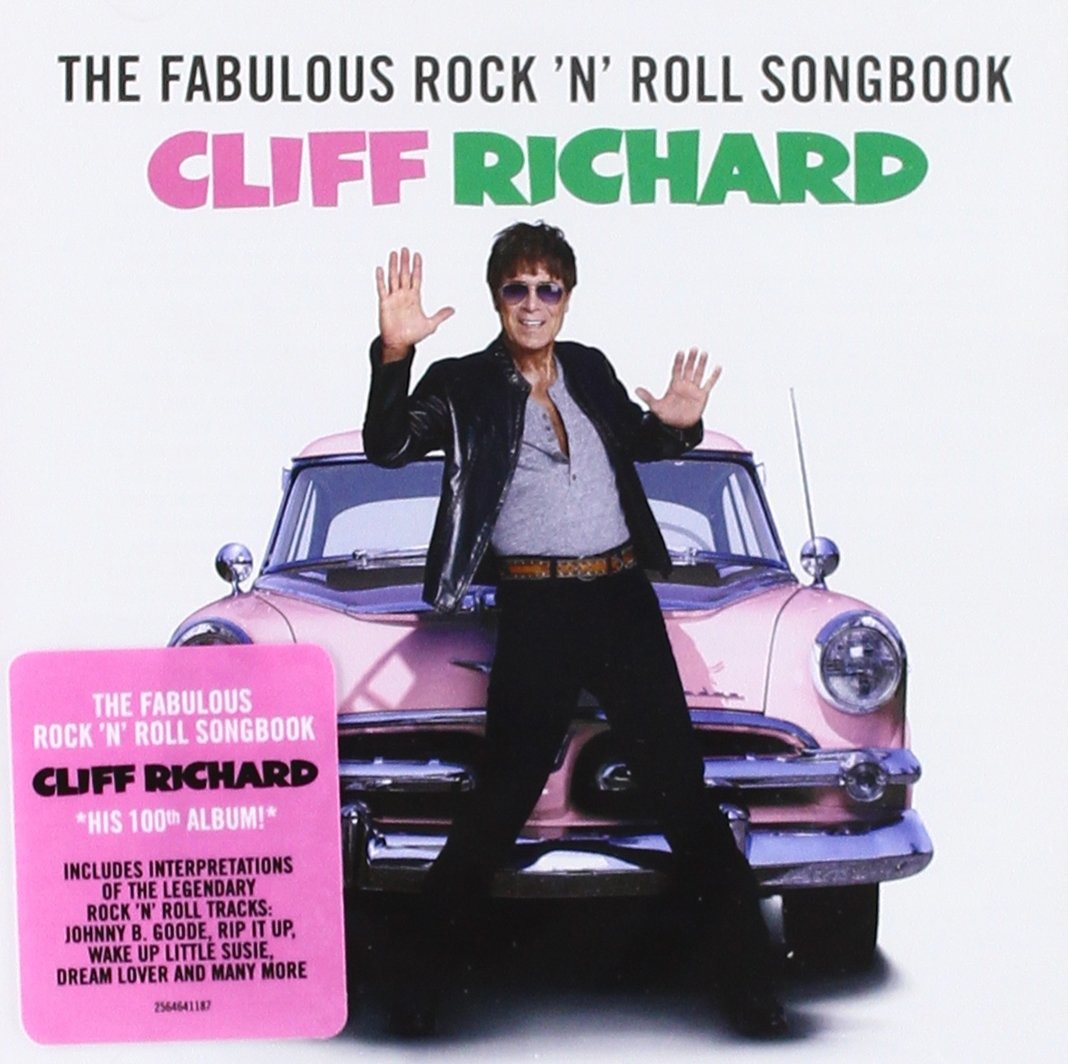 Fabulous Rock´n´roll Songbook - Cliff Richard - Musik - WARNER - 9340650018781 - 1970