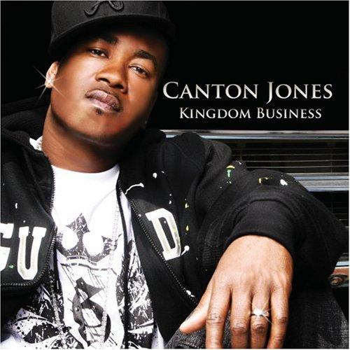 Kingdom Business - Canton Jones - Musik - GOSPEL/CHRISTIAN - 0044003968783 - 5/2-2008