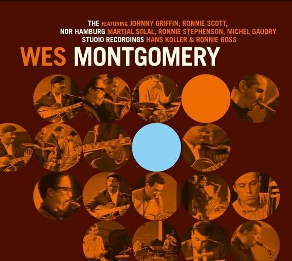 Ndr Hamburg Studio Recordings - Wes Montgomery - Musik - BROKEN SILENCE - 4049774780783 - 22. april 2021