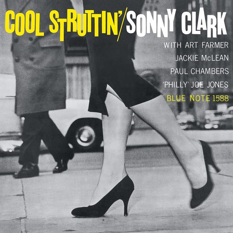 Cool Struttin' - Sonny Clark - Musik - BLUE NOTE - 0602435791784 - June 25, 2021