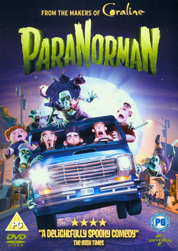 Paranorman - Fox - Film - UNIVERSAL PICTURES - 5050582928785 - 5/1-2021