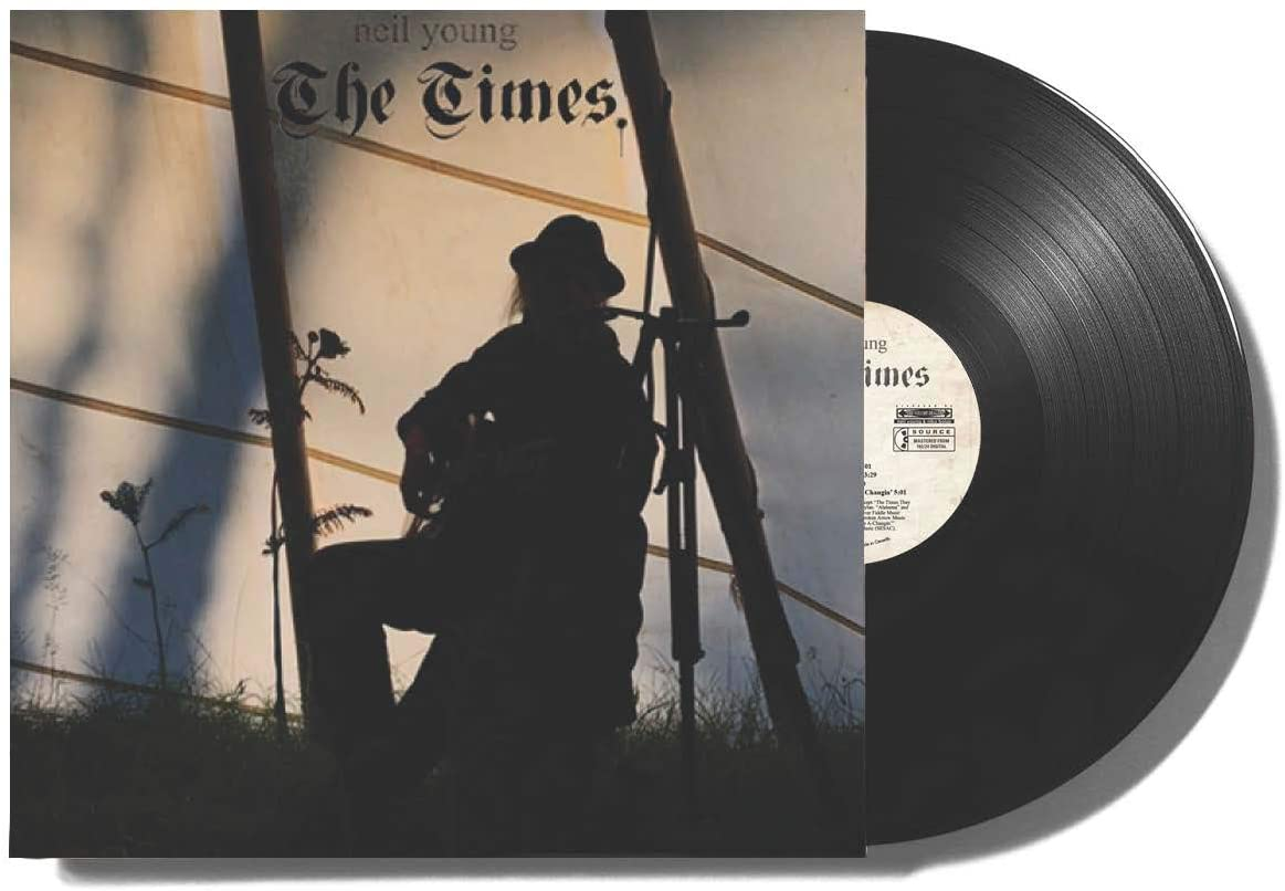 The Times (EP) - Neil Young - Musik - Reprise - 0093624885788 - 19/2-2021