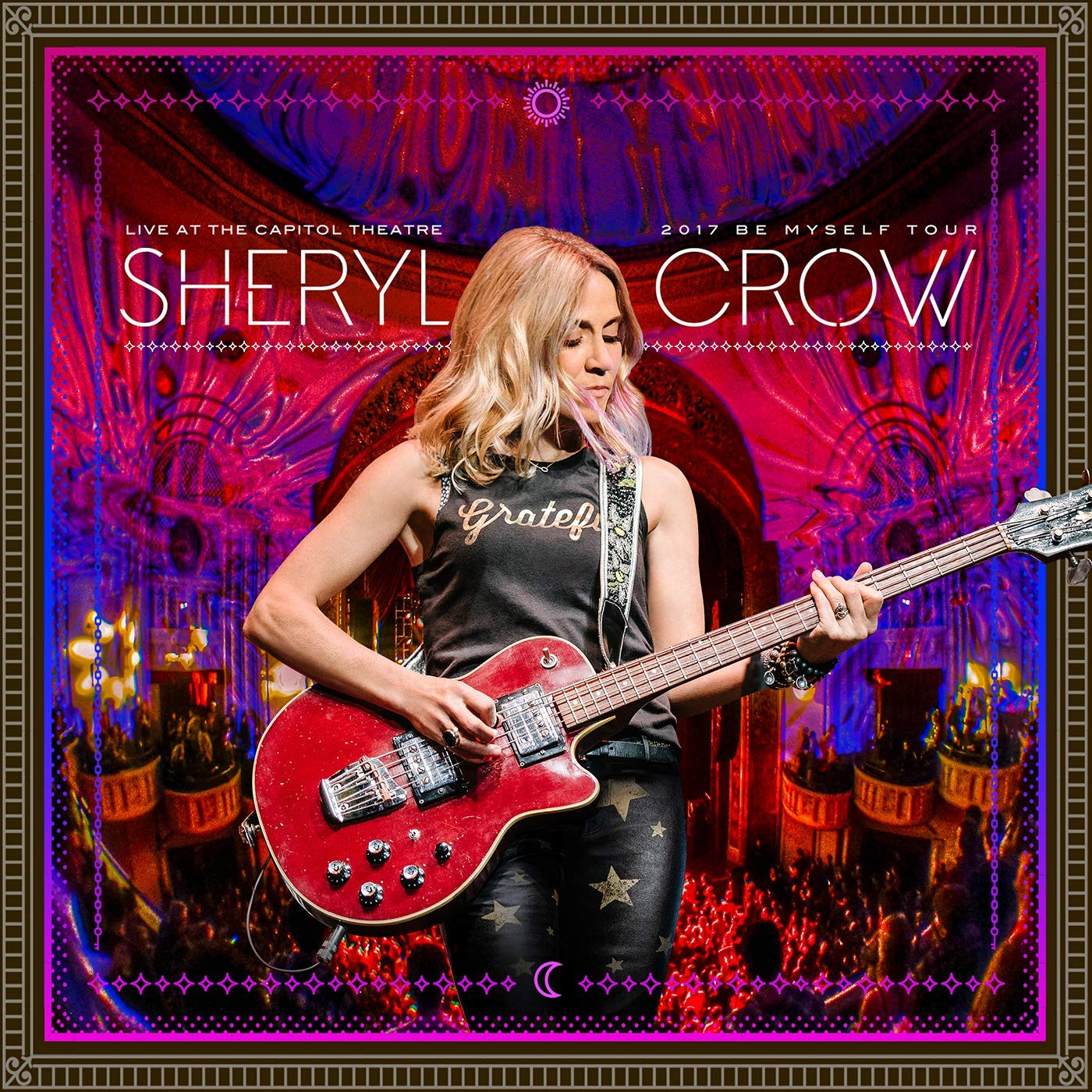 Live at the Capitol Theater - Sheryl Crow - Musik - MVD - 0889466095788 - 29/11-2018