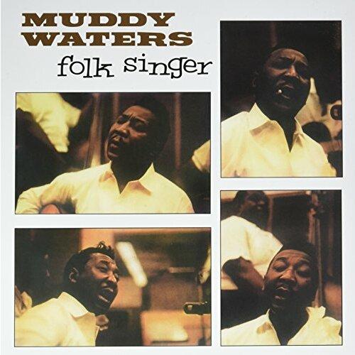 Folk Singer - Muddy Waters - Musik - DOL - 0889397219789 - March 30, 2018