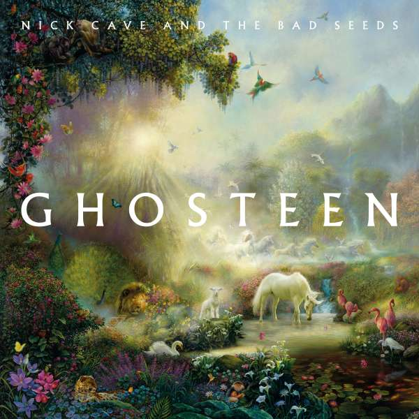 Ghosteen - Nick Cave & the Bad Seeds - Musik - Ghosteen Ltd - 5056167114789 - 8/11-2019