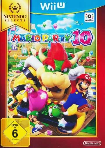 Mario Party 10,Wii U.2328640 -  - Bøger -  - 0045496336790 -