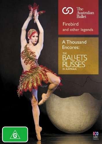 A Thousand Encores ABC Classics Klassisk - Australian Opera & Ballet Orch. - Musik - DAN - 0044007627792 - 29/10-2010