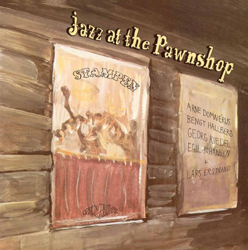 Jazz at the Pawnshop 1 & 2 - Arne Domnérus - Musik - PROPRIUS - 7392004777792 - October 16, 2007