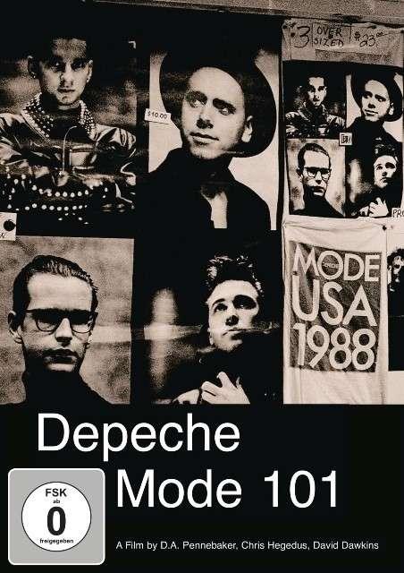 101 - Depeche Mode - Film - MUTE - 0888837506793 - 7/8-2013