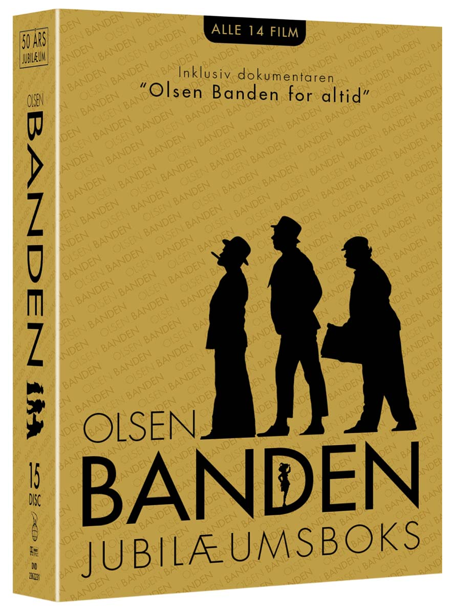 Olsen Banden Jubilæumsboks -  - Film -  - 5708758723794 - November 19, 2018