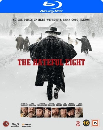 The Hateful Eight -  - Film -  - 5706168998795 - 4/5-2016