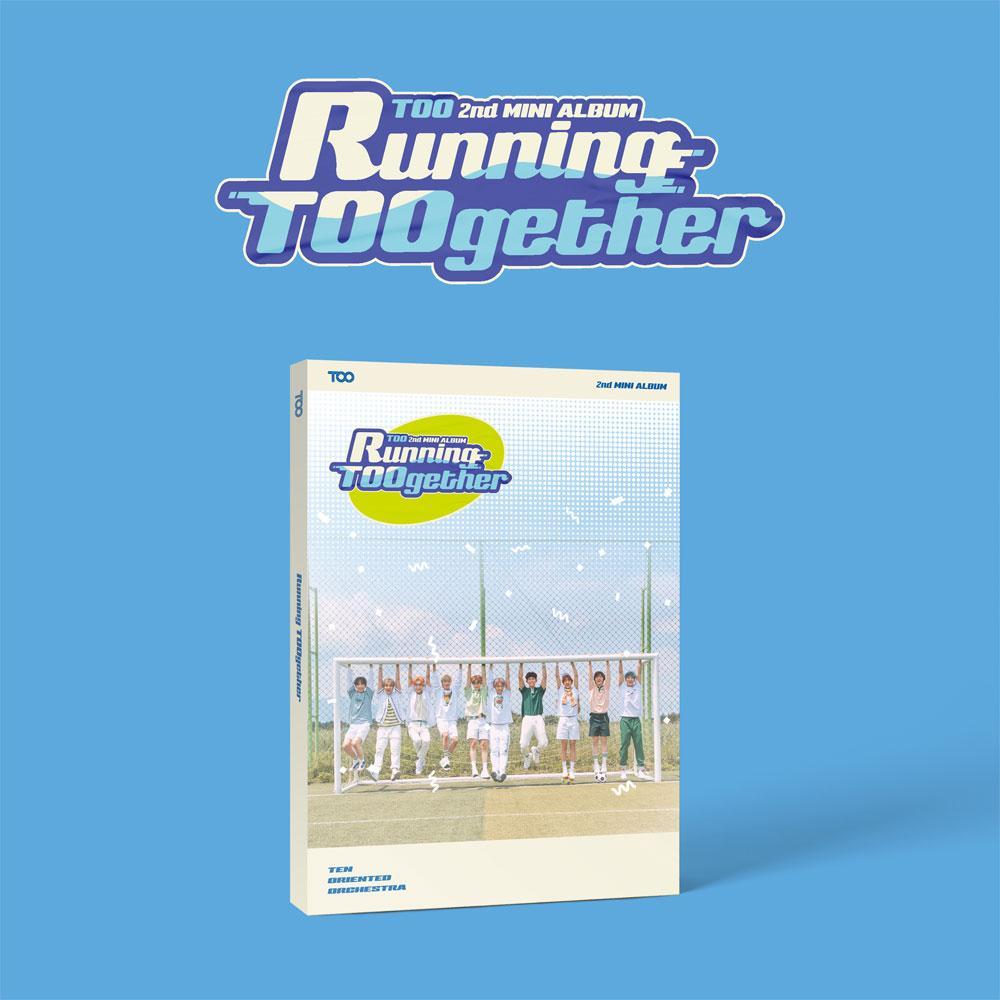 RUNNING TOOGETHER (2ND MINI ALBUM) - TOO - Musik - Stone Music - 8809704416795 - Jul 17, 2020