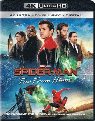 Spider-man: Far from Home - Spider-man: Far from Home - Film -  - 0043396557796 - 1/10-2019