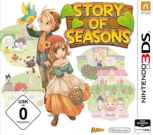 Story of Seasons.3DS.2232240 -  - Bøger -  - 0045496529796 -