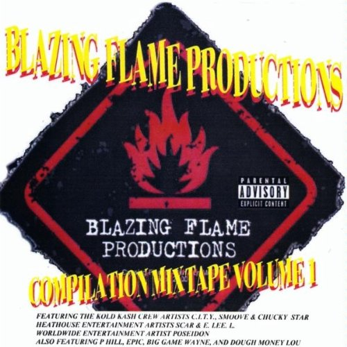 Blazing Flame Productions Compilation Mixta 1 / Va - Blazing Flame Productions Compilation Mixta 1 / Va - Musik - CD Baby - 0753182268798 - August 25, 2009