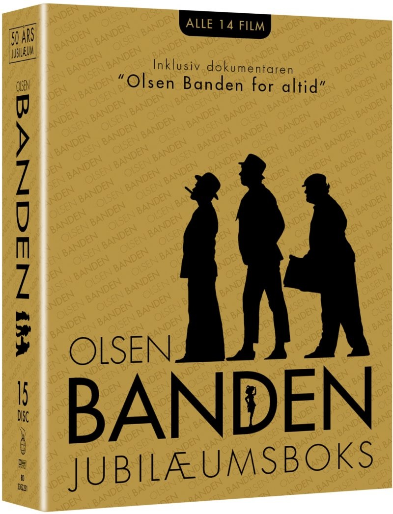 Olsen Banden Jubilæumsboks -  - Film -  - 5708758723800 - November 19, 2018