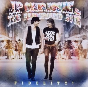 Fidelity! - Jp, Chrissie & the Fairground Boys - Musik - VERYCORDS - 4029759057802 - 28/3-2014