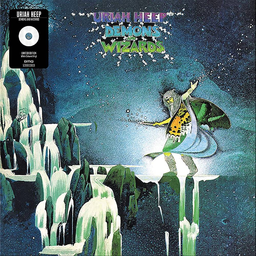 Demons and Wizards - Uriah Heep - Musik - BMG Rights Management LLC - 4050538613803 - 15/1-2021