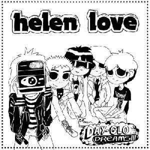 Day-glo Dreams - Helen Love - Musik - ELEFANT - 8428846111803 - 18/2-2014