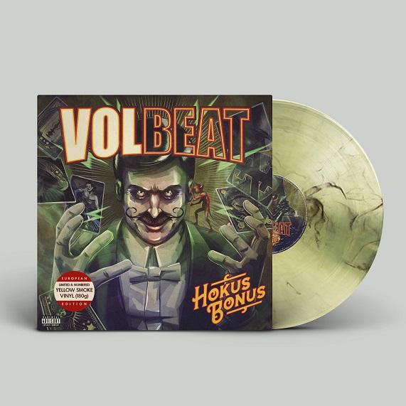 Hokus Bonus (European Version) - Volbeat - Musik - UNIVERSAL - 0602435948805 - 16. juli 2021