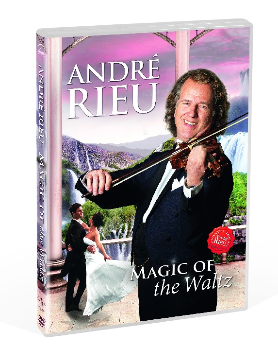 Magic of the Waltz - André Rieu - Film - POLYD - 0602547847805 - 15/4-2016