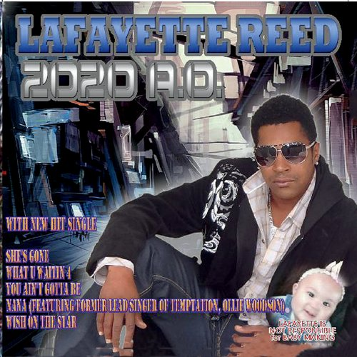 2020 A.d. - Lafayette Reed - Musik - Platinum Factory Records - 0045635040809 - August 21, 2012