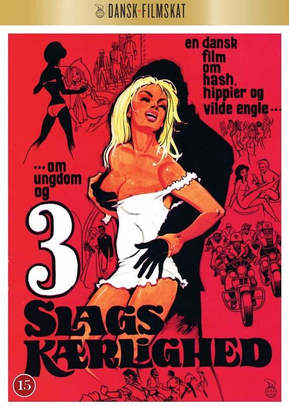 Tre Slags Kærlighed -  - Film -  - 5708758704809 - 25/9-2020