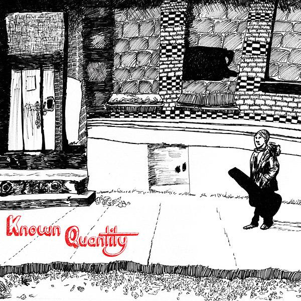 Known Quantity - Willie Lane - Musik - FEEDING TUBE - 0752830266810 - December 14, 2018