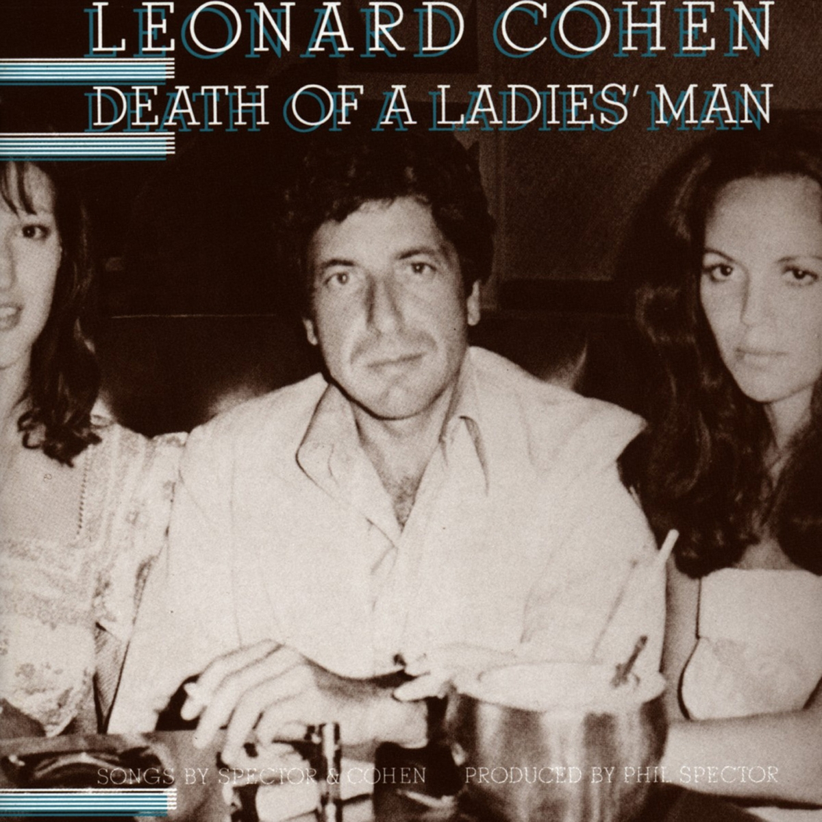 Death Of A Ladies Man - Leonard Cohen - Musik - SONY MUSIC CG - 0889854353810 - 24/11-2017