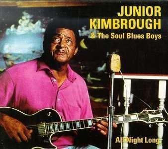 All Night Long - Junior Kimbrough - Musik - FATPOSSUM - 0045778030811 - March 11, 2021