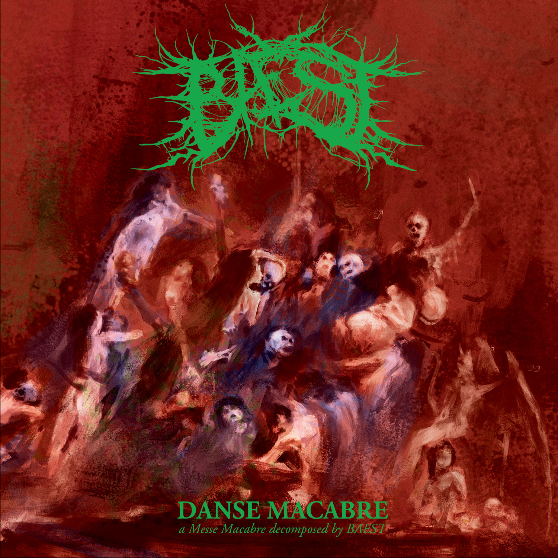 Danse Macabre - BAEST - Musik - Century Media - 0190758677811 - 17/8-2018