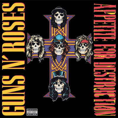 Appetite for Destruction - Guns 'n' Roses - Musik - Geffen - 0720642414811 - 9/12-2008