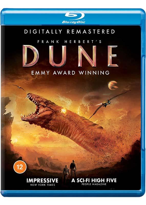Frank Herberts Dune (Digitally Remastered) -  - Film - IMC VISION LTD - 5016641120811 - 16/11-2020