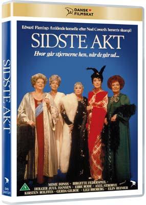 Sidste Akt -  - Film - Nordisk Film - 5708758725811 - April 8, 2021