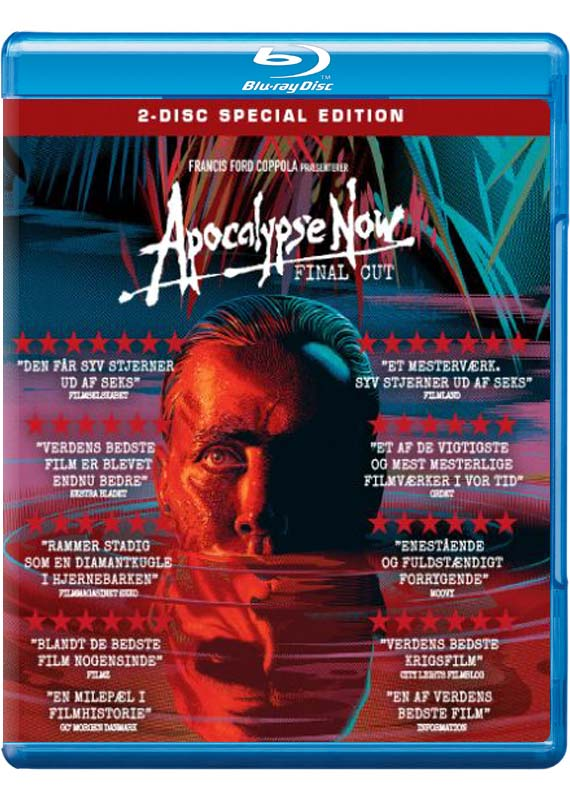 Apocalypse Now: Final Cut -  - Film - AWE - 7035534110812 - February 24, 2020