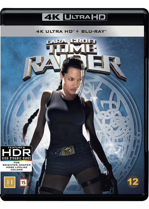 Lara Croft: Tomb Raider - Angelina Jolie - Film -  - 7340112742812 - 6. marts 2018