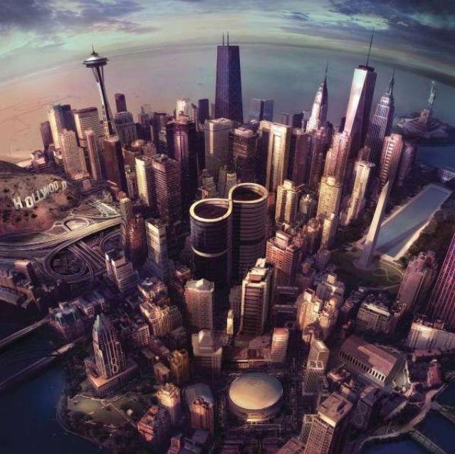 Sonic Highways - Foo Fighters - Musik - Sony Owned - 0888430900813 - November 10, 2014