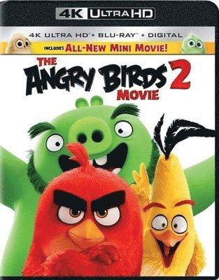 Angry Birds Movie 2 - Angry Birds Movie 2 - Film -  - 0043396549814 - November 12, 2019