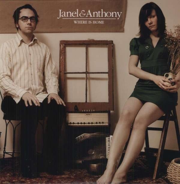 Where is Home - Janel & Anthony - Musik - CUNEIFORM REC - 0045775033815 - 22/5-2012
