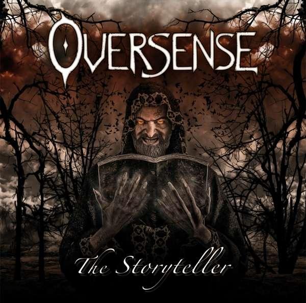 Storyteller - Oversense - Musik - PHD MUSIC - 4050215241817 - February 21, 2020