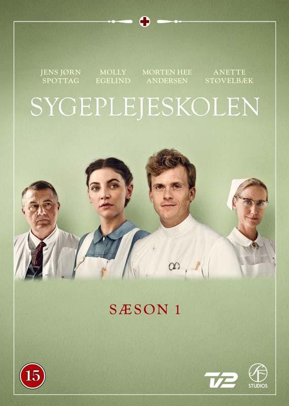 Sygeplejeskolen - Sæson 1 - Sygeplejeskolen - Film -  - 7333018014817 - April 25, 2019