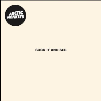 Suck It And See - Arctic Monkeys - Musik - DOMINO RECORDS - 5034202025818 - June 6, 2011