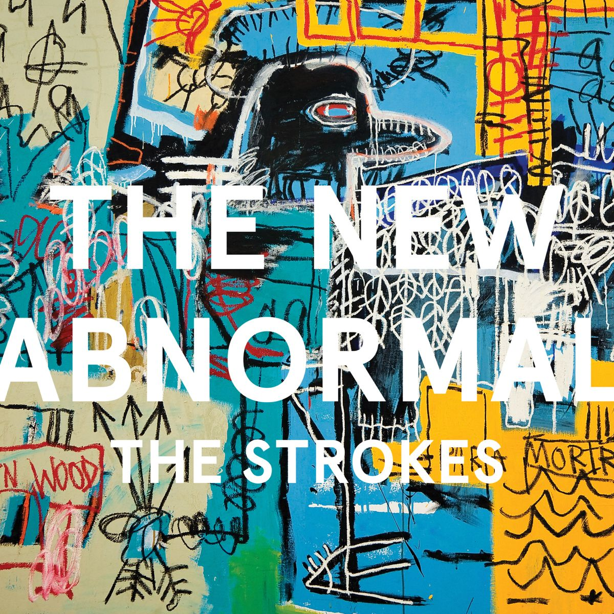 The New Abnormal - The Strokes - Musik - CULT RECORDS - 0194397058819 - 1/5-2020
