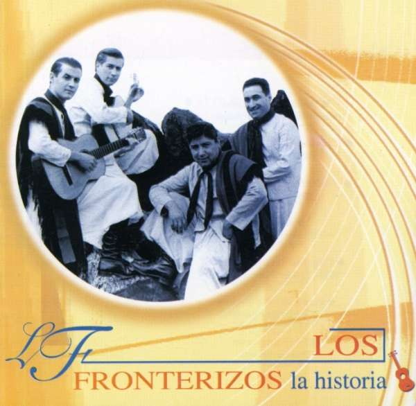 Historia - Fronterizos - Musik -  - 0044001623820 - 15/4-2003