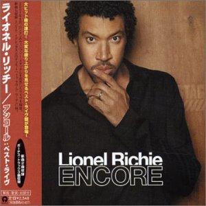 Encore - Lionel Richie - Musik - MOTOWN - 0044006334820 - 1/12-2017