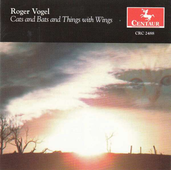 Cats & Bats & Things with Wings - Vogel / Thomas / Ambartsumian - Musik - Centaur - 0044747248820 - 24/4-2001
