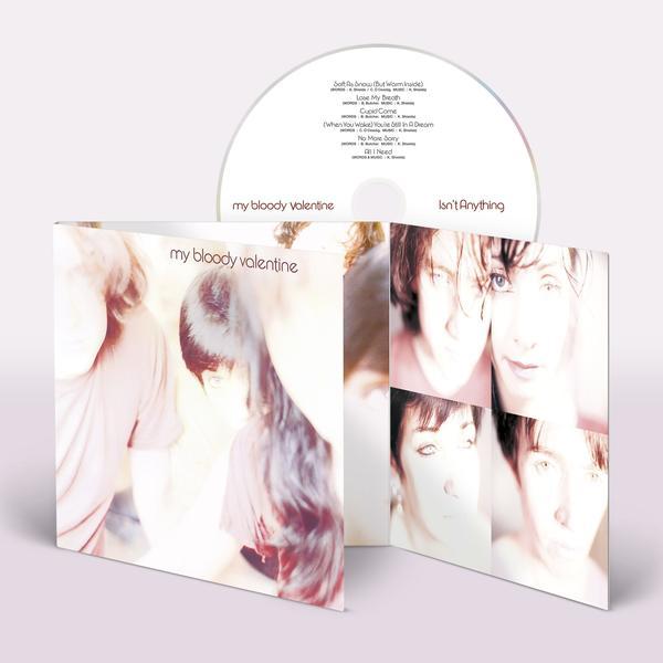 Isn't Anything - My Bloody Valentine - Musik -  - 0887830015820 - 21/5-2021