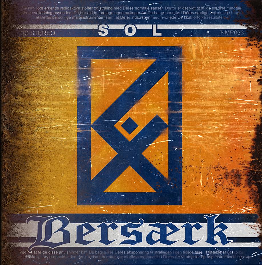 SOL - Bersærk - Musik -  - 5707471072820 - 11/12-2020
