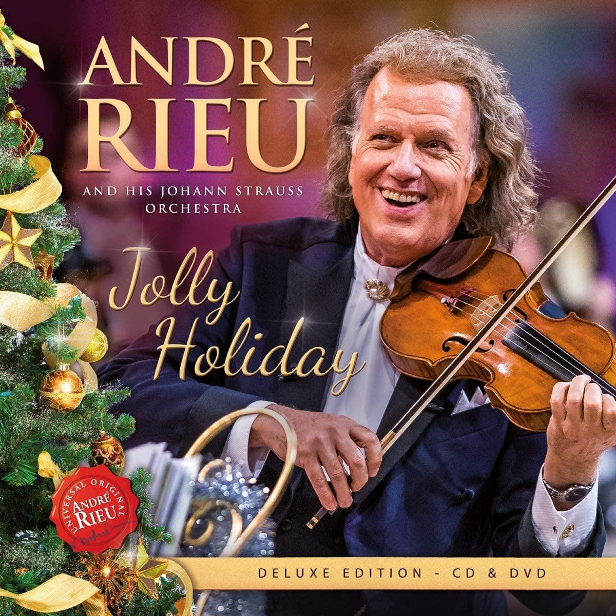 Jolly Holiday - Andre Rieu - Musik - UNIVERSAL - 7444754881820 - November 13, 2020